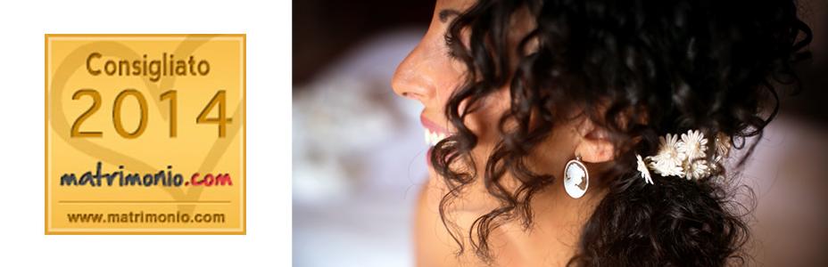 Fotografo raccomandato da matrimonio.com