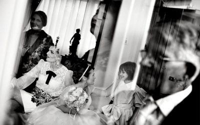 Il reportage di matrimonio: foto spontanee e non convenzionali